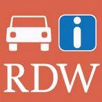 RDW voertuig app